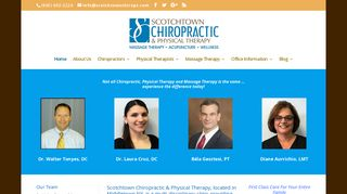 Scotchtown Chiropractic and Physical Therapy