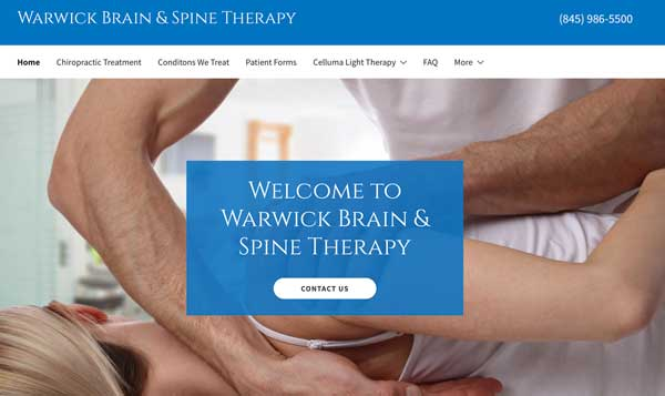 Warwick Brain & Spine Therapy