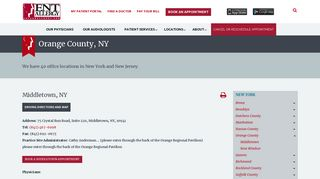 ENT and Allergy Associates - Middletown