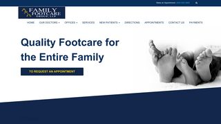 Family Foot Care Group LLP