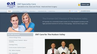 ENT Specialty Care & Sinus Relief